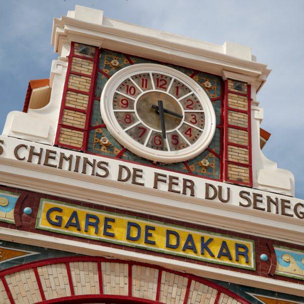 Gare de Dakar -