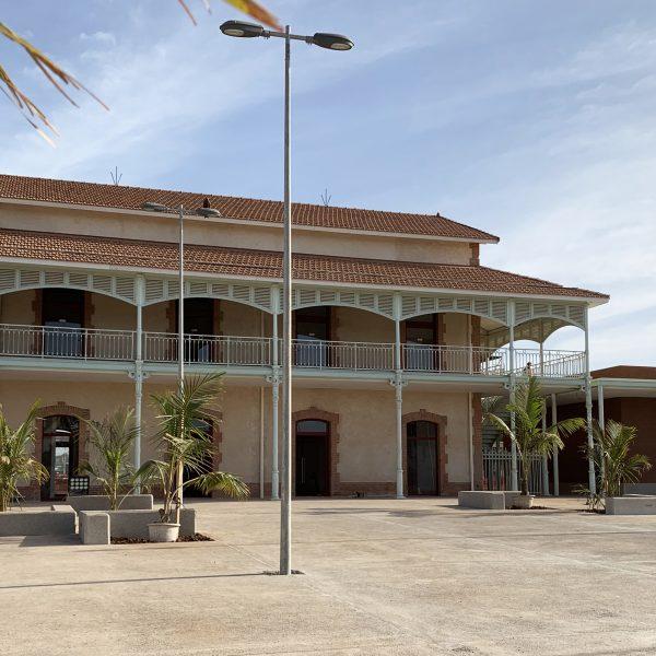 Gare de Rufisque -