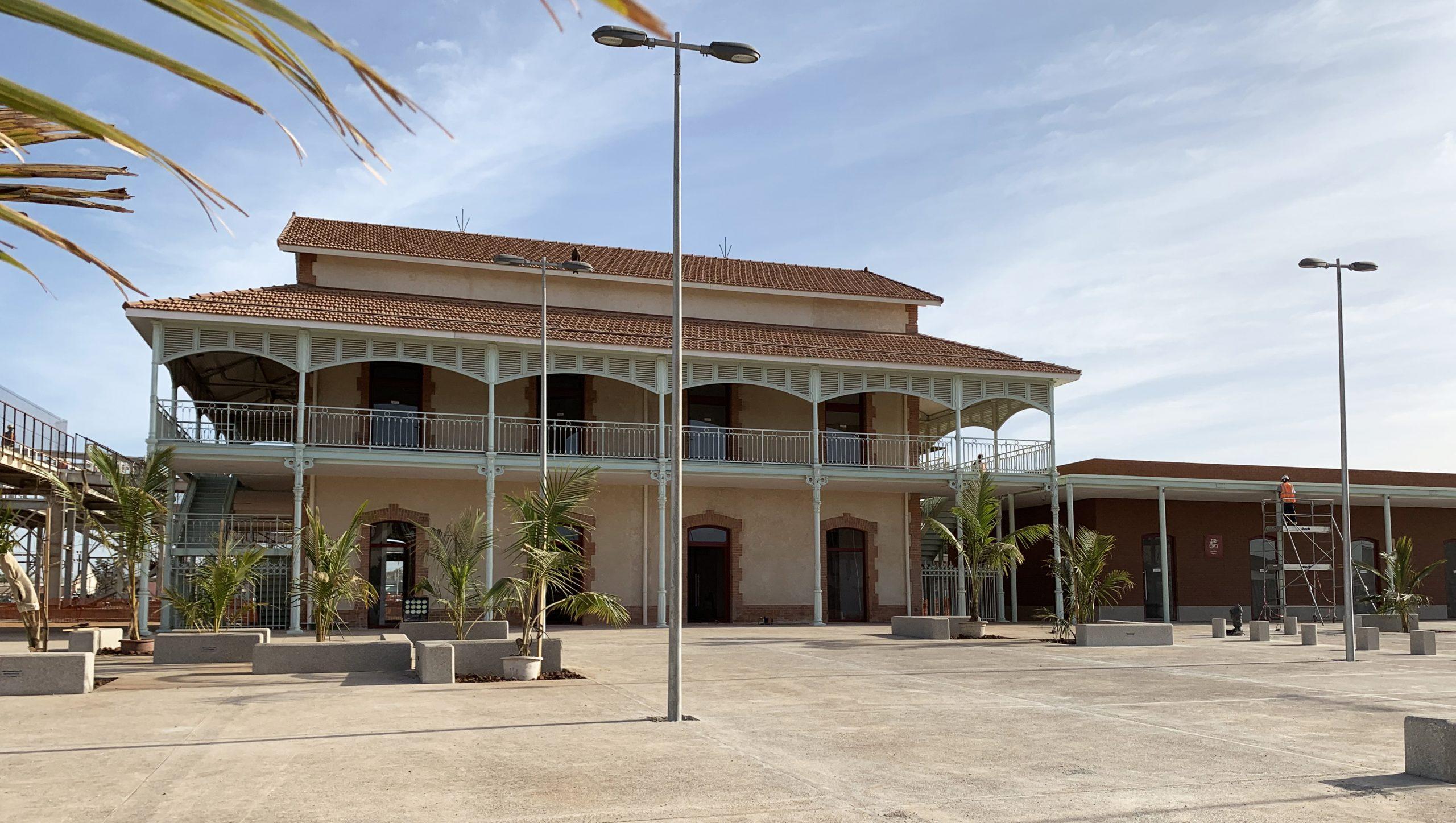 Gare de Rufisque