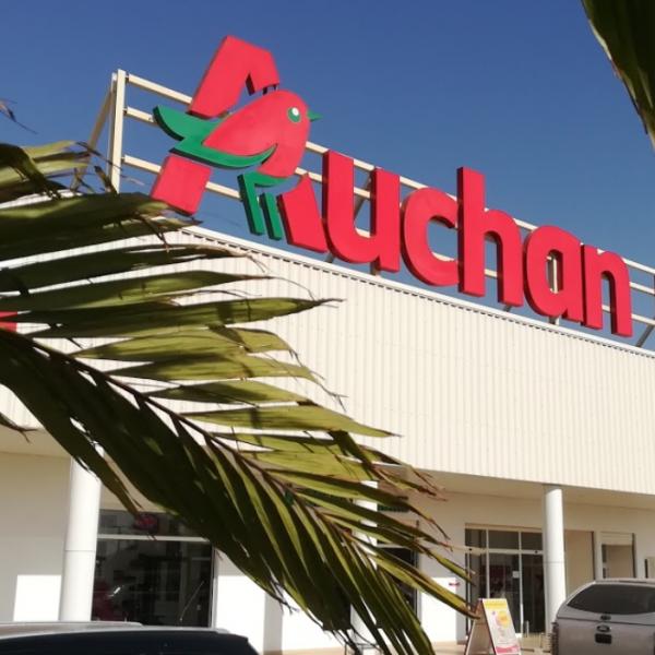 Supermarchés et hypermarchés Auchan -