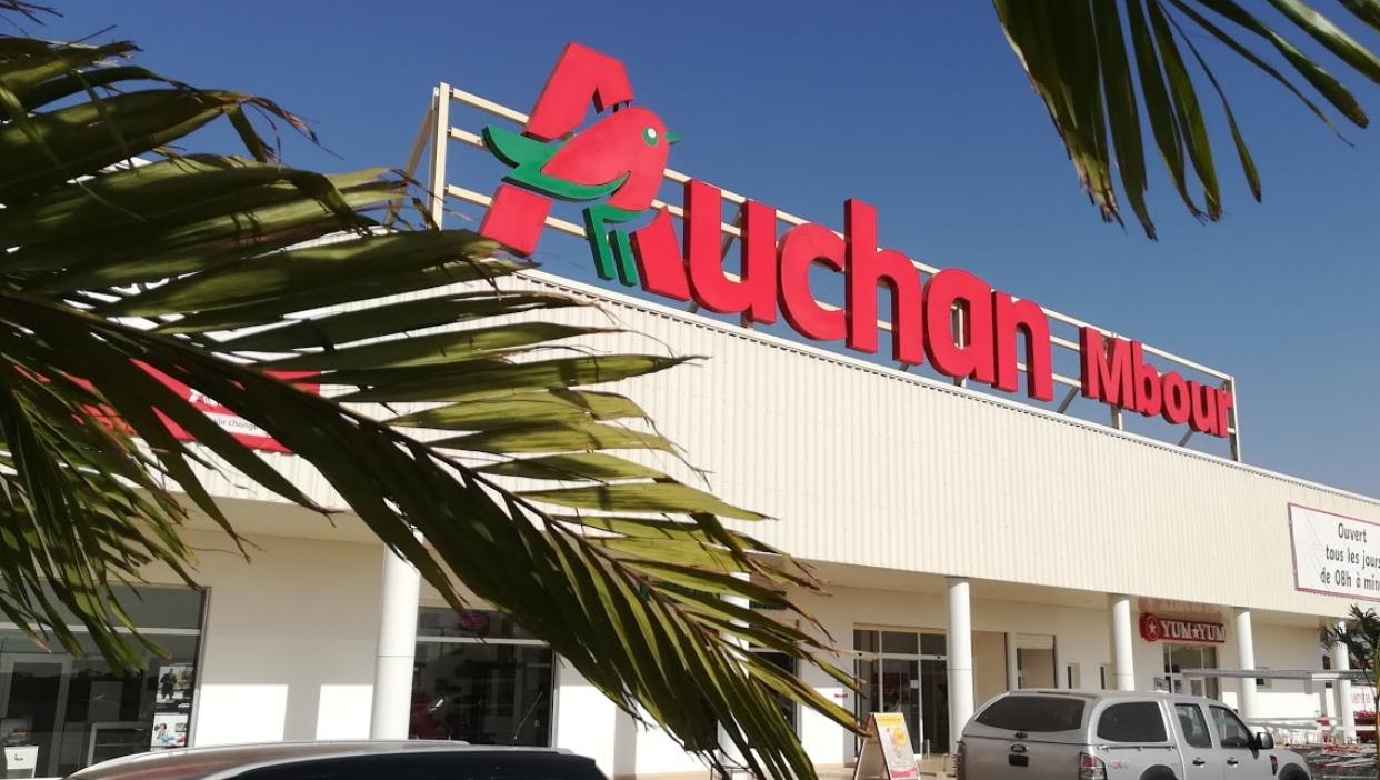 Supermarchés et hypermarchés Auchan