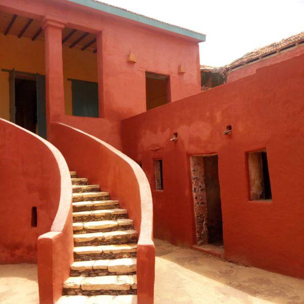 Maison des esclaves -